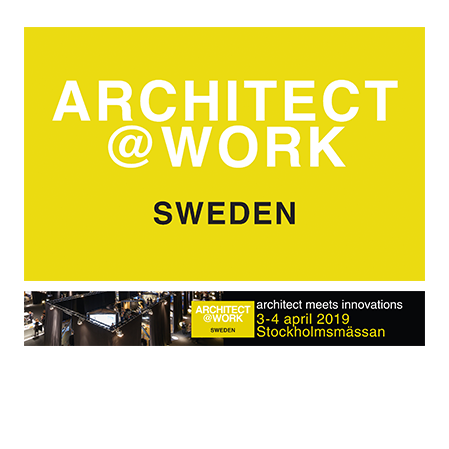 Architect@Work 3-4 april