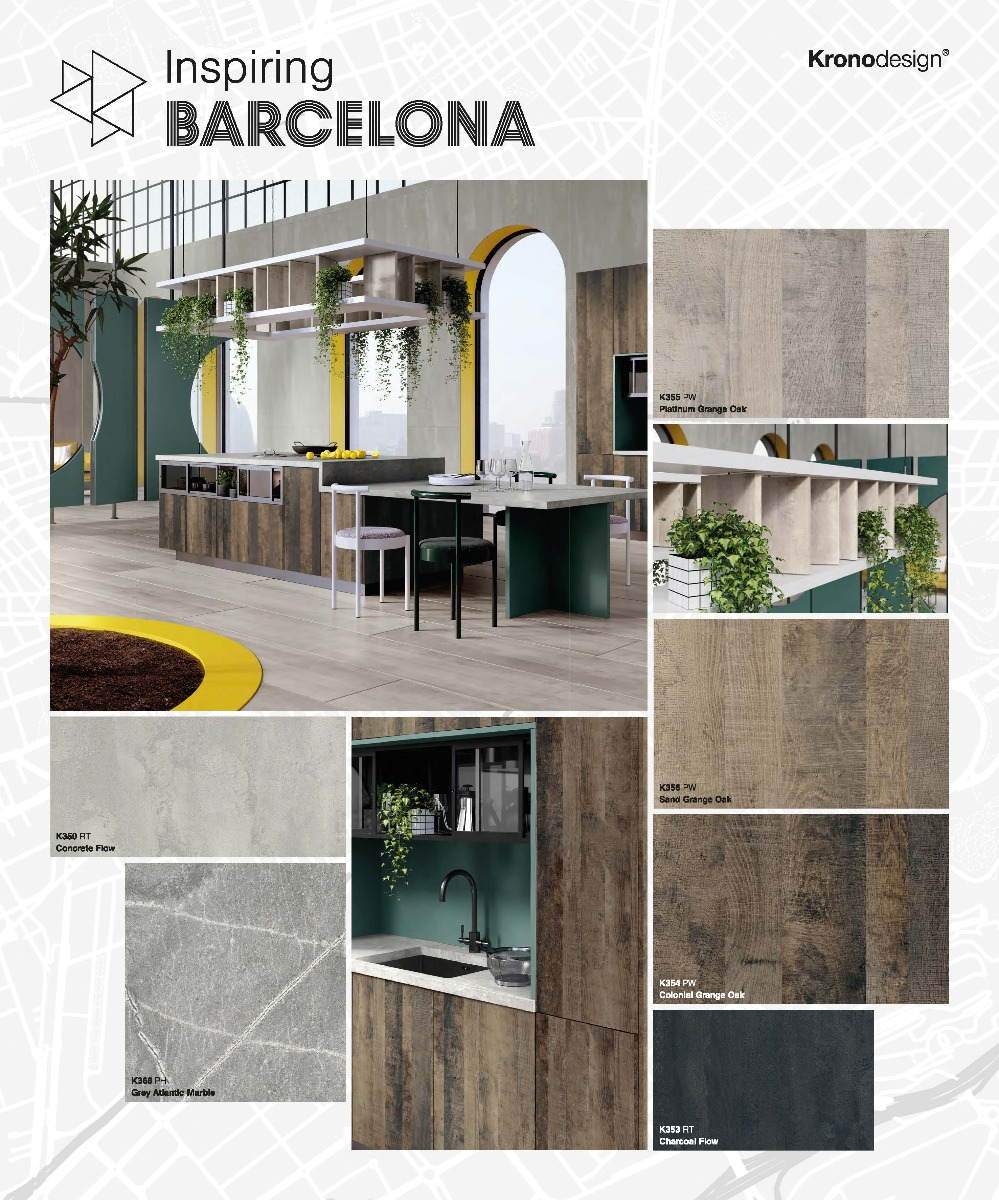 Kronodesign Trends 20/21 Barcelona