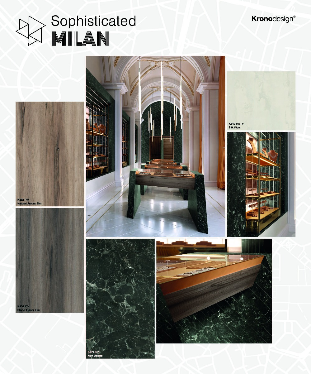 Kronodesign Trends 20/21 Milano