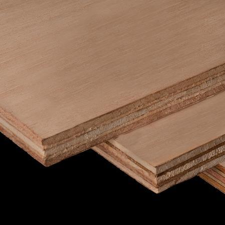 Plywood Lauan/Gabon