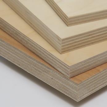 Plywood Björk