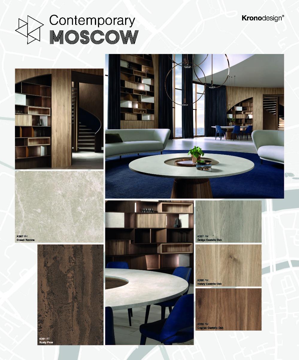 Kronodesign Trends 20/21 Moskva