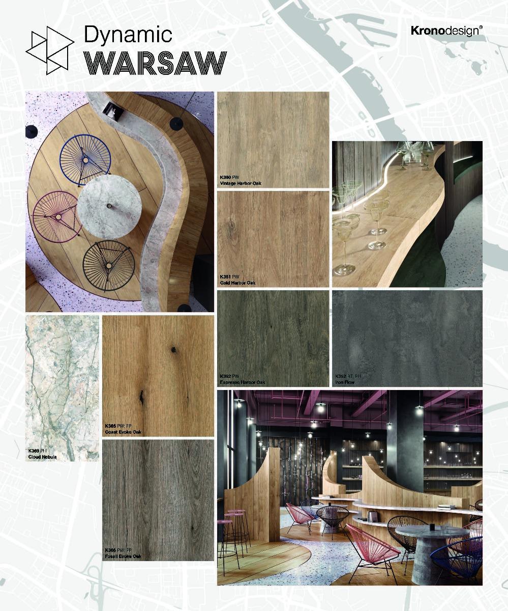 Kronodesign Trends 20/21 Warszawa