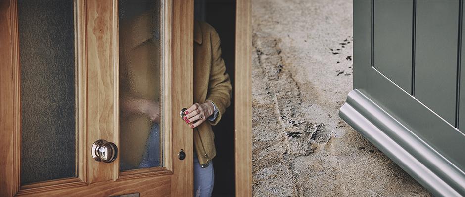 Accoya fasad fönster dörrar