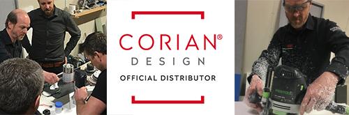 Corian SolidSurface utbildning